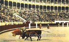 spo017163 - Bullfighting Postcard Postcards