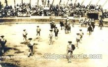 spo017167 - Juares, Mexico, Bullfighting Postcard Postcards
