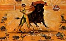 spo017168 - Bullfighting Postcard Postcards