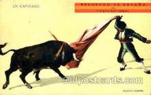 spo017172 - Bullfighting Postcard Postcards