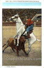 spo017175 - C. Juarez, Mexico, Bullfighting Postcard Postcards