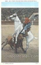 spo017183 - Juarez, Mexico, Bull Fighting Postcard Postcards