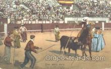 spo017196 - Bull Fighting Postcard Postcards