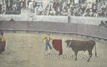 spo017197 - Bull Fighting Postcard Postcards