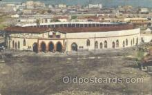 spo017200 - Bull Ring Juarez Mexico, Bull Fighting Postcard Postcards