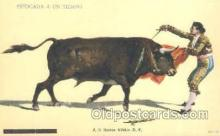 spo017209 - Bullfighting Postcard Postcards