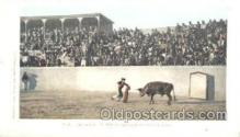 spo017210 - Mexico Bull Fight, Bullfighting Postcard Postcards