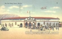 spo017211 - Juarez, Mexico, Bull Fighting Postcard Postcards
