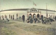 spo017212 - Ciudad Juarez, Mexico, Plaza de Toros, ( Bull Ring) Bullfighting Postcard Postcards