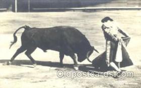spo017221 - Balderas En El Toreo De Mexico, Bullfighting Postcard Postcards