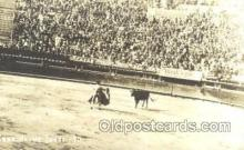 spo017224 - Corrida de Toros Mexico, Bullfighting Postcard Postcards