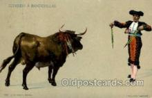 spo017228 - Citando A Banderillas Bull Fighing, Bullfighting Postcard Postcards