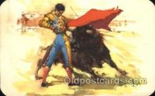 spo017248 - Late Ruano Llopis Bull Fighing, Bullfighting Postcard Postcards
