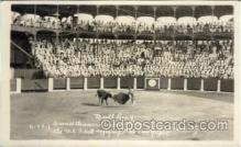 spo017256 - Bull ring, Panama City Bull Fighting, Bullfighting Postcard Postcards