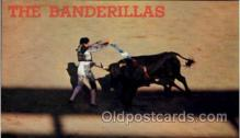 spo017261 - Bullfight in old Mexico Bull Fighting, Bullfighting Postcard Postcards