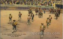 spo017264 - Mexico Bull Fighting, Bullfighting Postcard Postcards