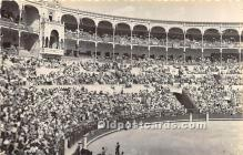Madrid, Plaza de Toros anillo, Bullfighting Ring