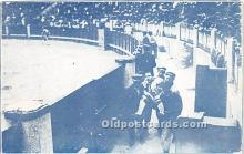 spo017278 - Old Vintage Bull Fighting Postcard Post Card