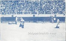 spo017285 - Old Vintage Bull Fighting Postcard Post Card