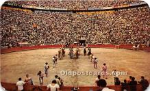 spo017299 - Old Vintage Bull Fighting Postcard Post Card