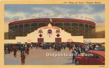 spo017332 - Old Vintage Bull Fighting Postcard Post Card