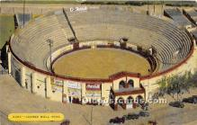 spo017365 - Old Vintage Bull Fighting Postcard Post Card