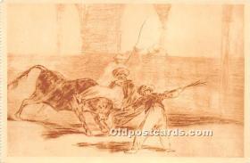 Cogid de un moro estando en la Plaza, Museo del Prado