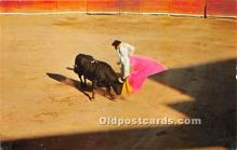 Bullfight in Old Mexico, Veronica