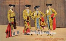 Troupe of Bullfighters entering the Ring