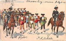 spo017422 - Old Vintage Bull Fighting Postcard Post Card