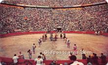 spo017426 - Old Vintage Bull Fighting Postcard Post Card