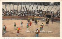 spo017429 - Old Vintage Bull Fighting Postcard Post Card
