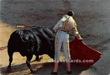 Corrida de Toros, Bull Fight Feast