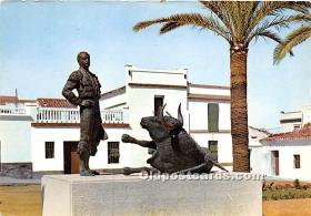 Sevilla, Monumento a Joselito en Gelves