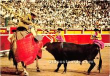 Un Puyazo, Wounding Bull with the Goad