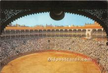 Plaza de Toros Monumental, Ring