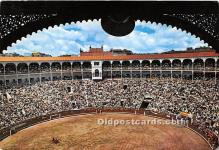 spo017503 - Old Vintage Bull Fighting Postcard Post Card