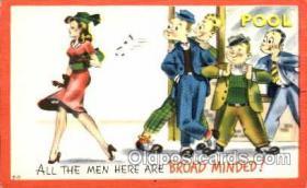spo018049 - Billiards, Pool Postcard Postcards