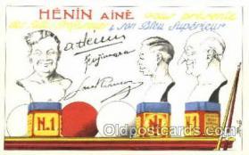spo018050 - Billiards, Pool Postcard Postcards