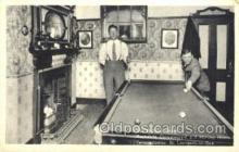 spo018057 - Billiards, Pool Postcard Postcards