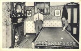 spo018057 - Billiards, Pool Postcard Postcards
