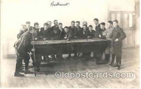 spo018200 - Bathurst, Canada, Pool, Billiard, Billiards, Postcard Postcards