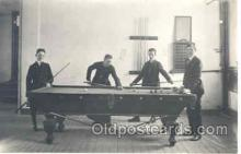 spo018201 - Bathurst, Canada, Pool, Billiard, Billiards, Postcard Postcards