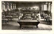 spo018203 - Le Cercle Foch, Pool, Billiard, Billiards, Postcard Postcards