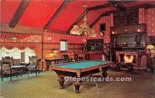 Billiard Parlo Lounge, Rods 1920s Road House