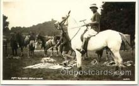 spo019001 - Polo Postcard Postcards