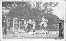 spo019050 - Old Vintage Polo Postcard Post Card