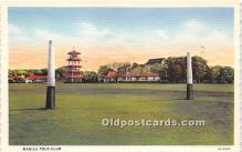 spo019060 - Old Vintage Polo Postcard Post Card