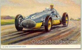 spo020004 - Unsupercharded Osca postcard postcards