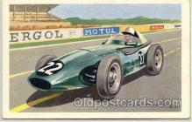 spo020007 - Vanwall postcard postcards